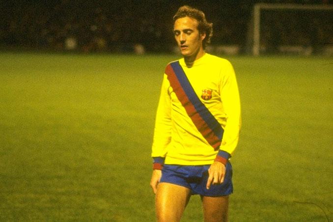 Neeskens jugó 5 años en el FC Barcelona - Odio Eterno Al Fútbol Moderno