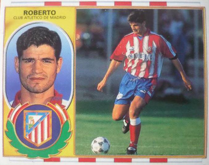 Cromo de Roberto Fresnedoso - Odio Eterno Al Fútbol Moderno