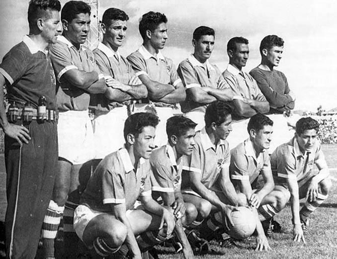 Selección boliviana en la Copa América 1963 - Odio Eterno Al Fútbol Moderno