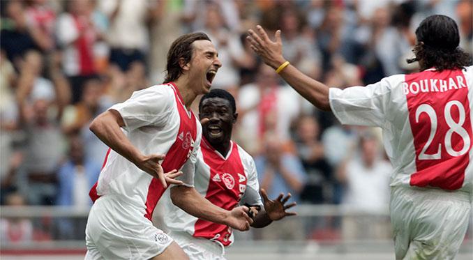 El gol de Ibrahimovic al NAC Breda mostró muchas de sus virtudes - Odio Eterno Al Fútbol Moderno