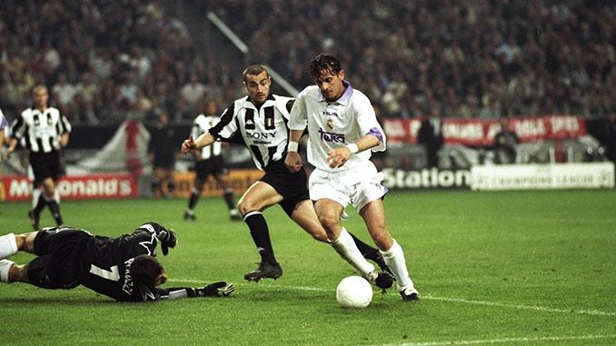 Gol de Mijatovic a la Juventus en la final de la Copa de Europa de 1998 - Odio Eterno Al Fútbol Moderno