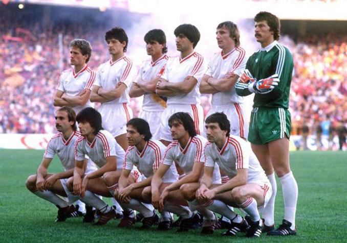 Steaua de Bucarest en la temporada 1985-1986 - Odio Eterno Al Fútbol Moderno