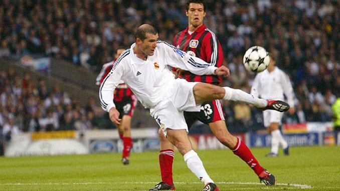 Gol de Zidane al Bayer Leverkusen en la final de la Champions de 2002 - Odio Eterno Al Fútbol Moderno