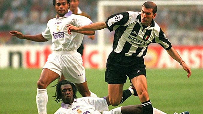 En aquel momento nadie esperaba que Zinedine Zidane terminaría convirtiéndose en una leyenda blanca - Odio Eterno Al Fútbol Moderno