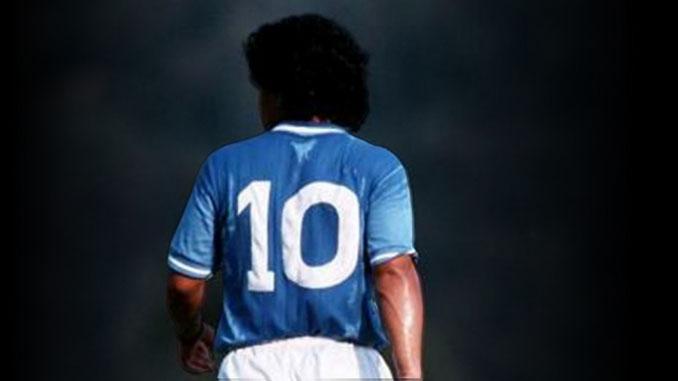 """El Napoli vs Milan de 1988 es la mejor actuación del """"10"""" en la Serie A - Odio Eterno Al Fútbol Moderno"""