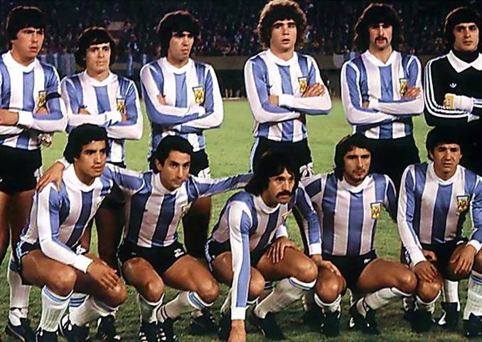 Selección argentina en el Mundial de 1978 - Odio Eterno Al Fútbol Moderno