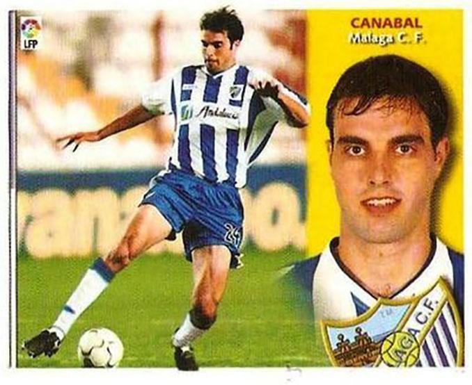 Cromo de Manolo Canabal - Odio Eterno Al Fútbol Moderno