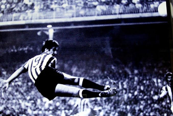 Carlos Ruiz marcó el gol de la victoria en aquel Athletic Club vs Real Madrid de 1974 - Odio Eterno Al Fútbol Moderno