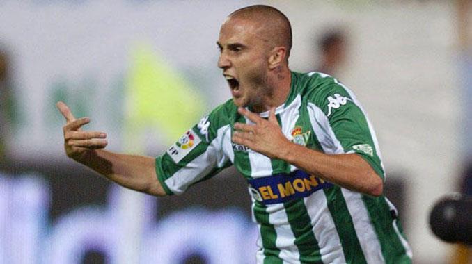 """Dani Martín """"Danigol"""" marcó el tanto que dio al Real Betis la Copa del Rey de 2005 - Odio Eterno Al Fútbol Moderno"""