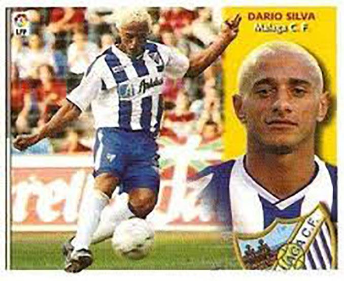 Cromo de Darío Silva - Odio Eterno Al Fútbol Moderno