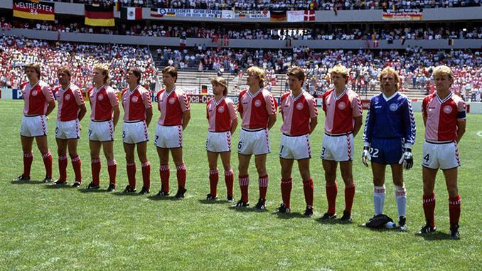 Dinamarca en el Mundial 1986 - Odio Eterno Al Fútbol Moderno