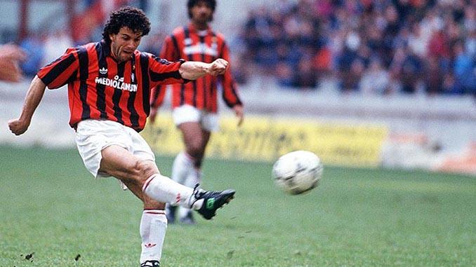Donadoni cerró la goleada en aquel AC Milan vs Real Madrid - Odio Eterno Al Fútbol Moderno