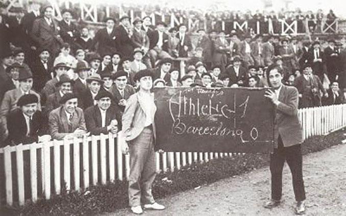Así eran los marcadores de la época - Odio Eterno Al Fútbol Moderno
