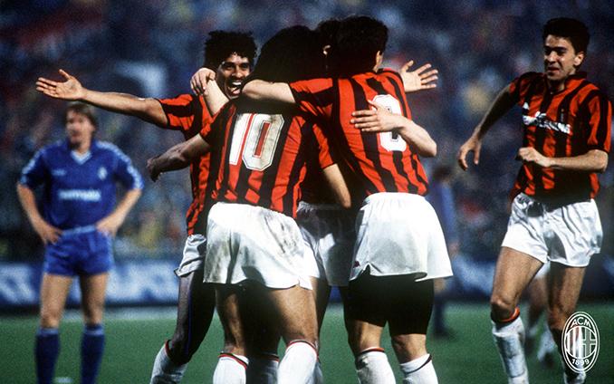 """El AC Milan de """"Los Inmortales"""", un equipo imparable - Odio Eterno Al Fútbol Moderno"""