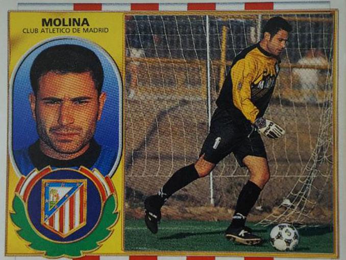 Cromo de José Francisco Molina - Odio Eterno Al Fútbol Moderno