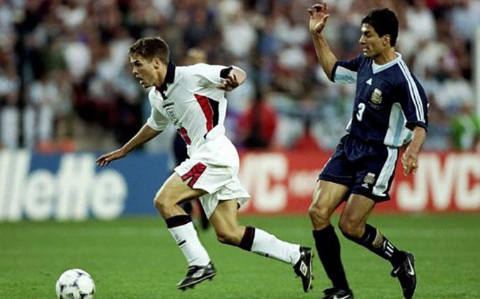 Michael Owen destapó el tarro de las esencias ante Argentina - Odio Eterno Al Fútbol Moderno