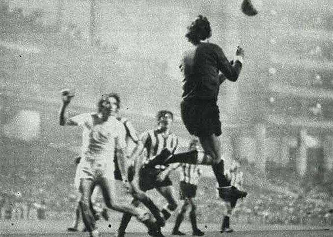 Duelo Athletic Club vs Real Madrid del 29 de diciembre de 1974 - Odio Eterno Al Fútbol Moderno