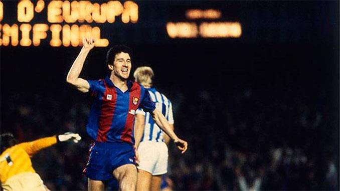 """Pichi"" Alonso marcó un hat-trick frente al IFK Göteborg en 1986 - Odio Eterno Al Fútbol Moderno"