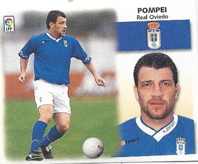 Cromo de Tito Pompei - Odio Eterno Al Fútbol Moderno