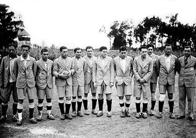 Selección de Argentina en el Mundial de 1930 - Odio Eterno Al Fútbol Moderno