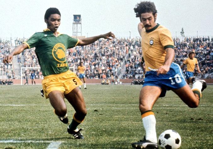 Brasil vs Zaire del Mundial 1974 - Odio Eterno Al Fútbol Moderno