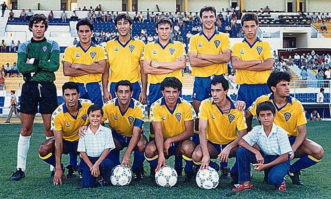Cádiz CF en la temporada 86-87 - Odio Eterno Al Fútbol Moderno