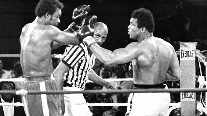 Ali vs Foreman, Zaire, octubre de 1974 - Odio Eterno Al Fútbol Moderno