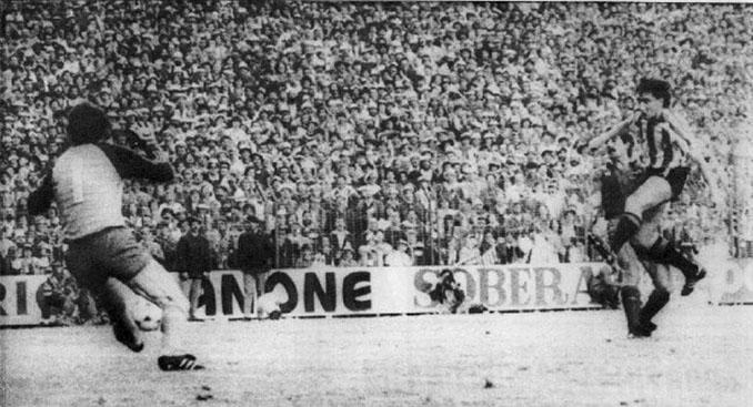 El gol de Endika dio al Athletic Club la Copa del Rey de 1984 - Odio Eterno Al Fútbol Moderno