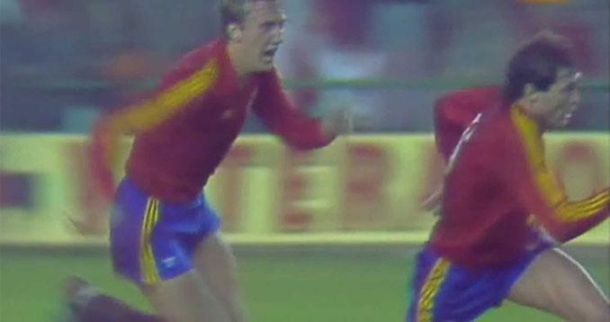 El gol de Señor es uno de los momentos más recordados en la historia del fútbol español - Odio Eterno al Fútbol Moderno