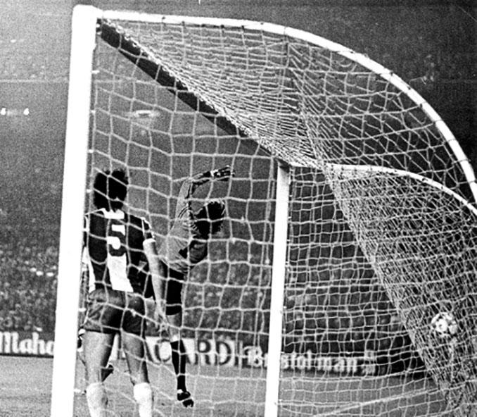 Con este gol de Goyo Benito el Real Madrid derrotó al Oporto en 1979 - Odio Eterno Al Fútbol Moderno