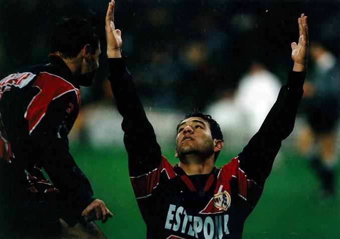 El gol de Guilherme dio al Rayo Vallecano su única victoria en el Bernabéu - Odio Eterno Al Fútbol Moderno