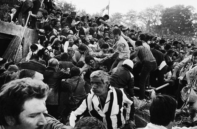Tragedia de Heysel, el 29 de mayo de 1985 - OdIo Eterno Al Fútbol Moderno