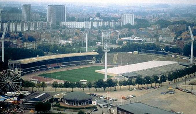 Estadio de Heysel (Bruselas) 1985 - Odio Eterno Al Fútbol Moderno