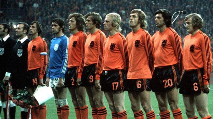 Selección de los Países Bajos en 1974 - Odio Eterno Al Fútbol Moderno