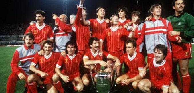 Liverpool campeón de Europa en 1984 - Odio Eterno Al Fútbol Moderno