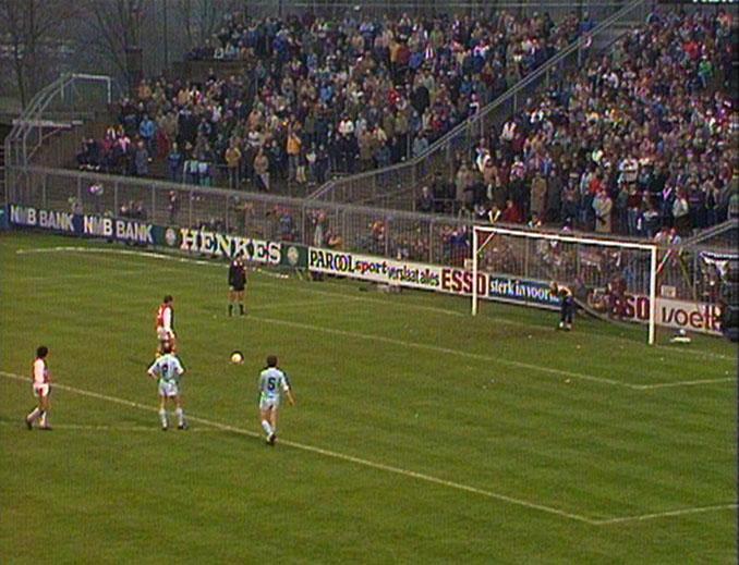 El penalti indirecto de Cruyff - Odio Eterno Al Fútbol Moderno