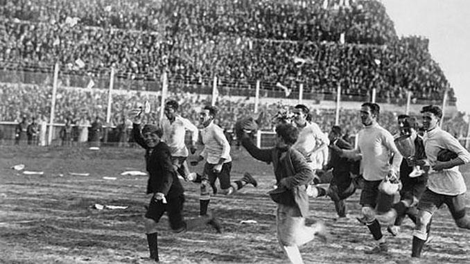 Uruguay campeón del mundo 1930 - Odio Eterno Al Fútbol Moderno