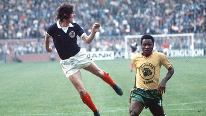 Debut de Zaire en el Mundial 1974 ante Escocia - Odio Eterno Al Fútbol Moderno