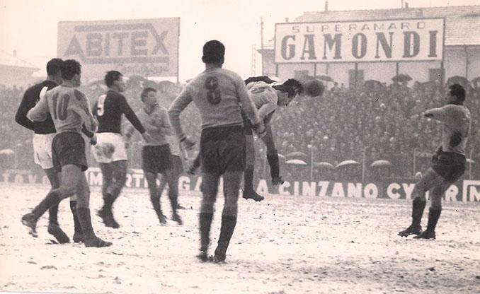 Partido Alessandria vs Torino en 1947 - Odio Eterno Al Fútbol Moderno