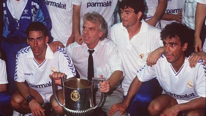 Leo Beenhakker participó en una exitosa etapa del Real Madrid - Odio Eterno Al Fútbol Moderno