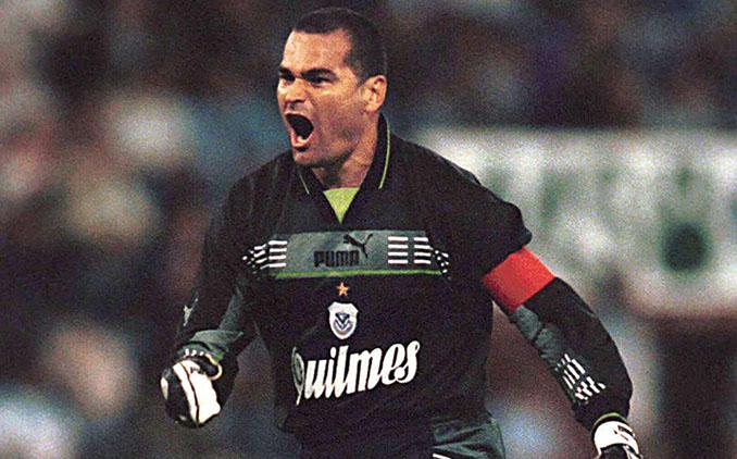 José Luis Chilavert es el único portero que ha logrado un hat-trick - Odio Eterno Al Fútbol Moderno