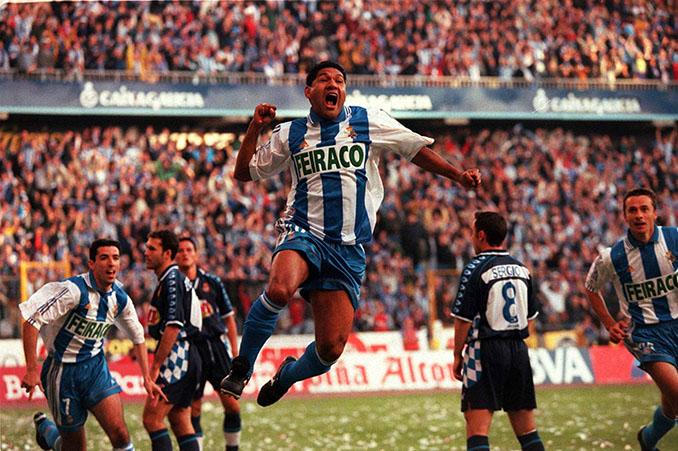 El gol de Donato ponía en bandeja la ansiada Liga para el Deportivo de la Coruña - Odio Eterno Al Fútbol Moderno