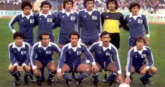 El Salvador en el Mundial 1982 -Odio Eterno Al Fútbol Moderno