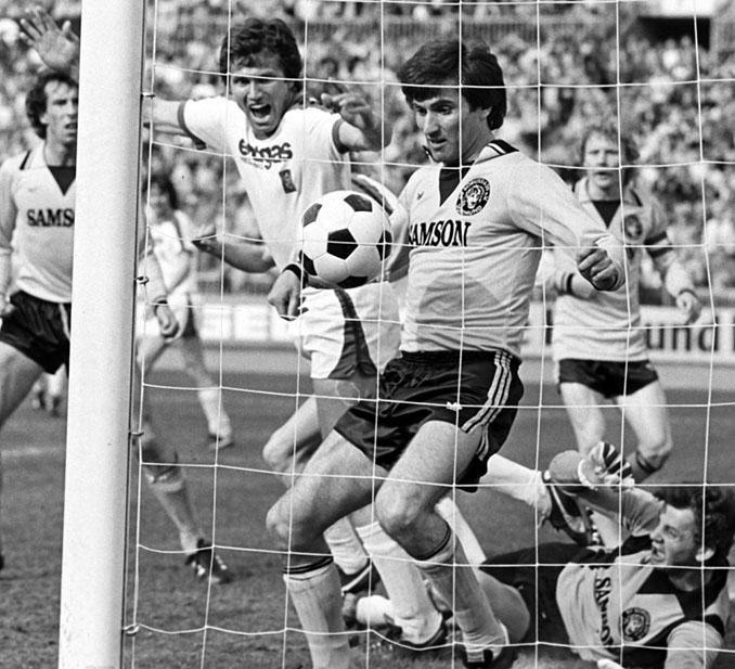 Jupp Heynckes le marcó 5 goles al Borussia Dortmund - Odio Eterno Al Fútbol Moderno