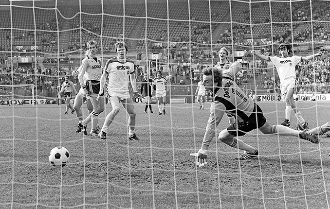 El Borussia Mönchengladbach logró la mayor goleada de la Bundesliga - Odio Eterno Al Fútbol Moderno