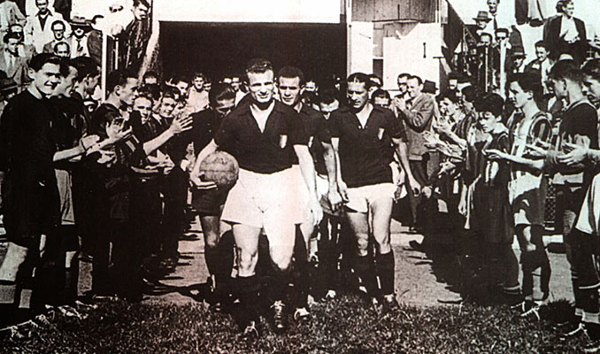 Il Grande Torino protagonizó la mayor goleada de la Serie A - Odio Eterno Al Fútbol Moderno