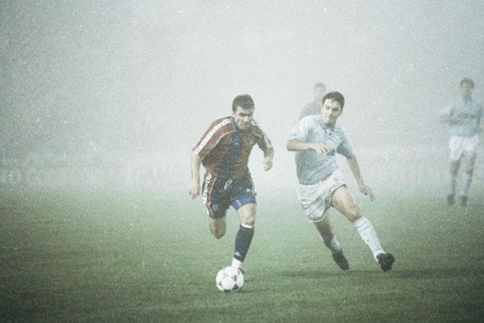 El gol de Hagi al Celta fue uno de los más bellos que marcó en España - Odio Eterno Al Fútbol Moderno