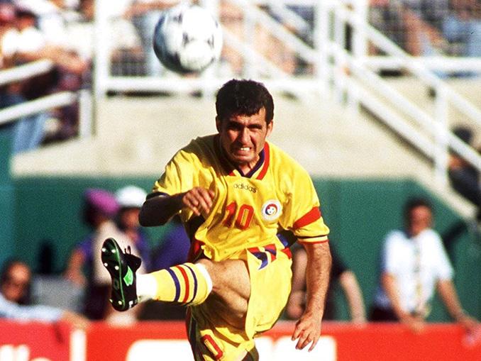 El gol de Hagi a Colombia fue uno de los mejores del Mundial 1994 - Odio Eterno Al Fútbol Moderno