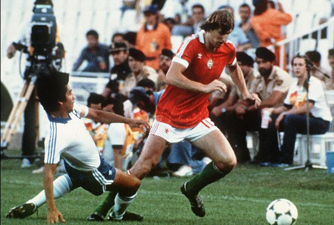 Hungría vs El Salvador del Mundial 1982 - Odio Eterno Al Fútbol Moderno