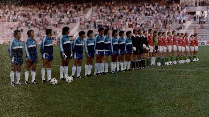 En el Hungría vs El Salvador de 1982 se registró la mayor goleada en un Mundial - Odio Eterno Al Fútbol Moderno